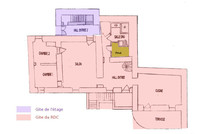 Groundfloor floor-plan